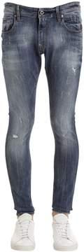 G Star Revend Super Slim Distressed Jeans