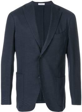 Boglioli micro pattern blazer