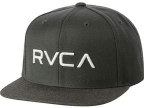 RVCA Twill II Snapback Hat
