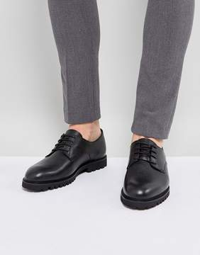 Zign Shoes Leather Shoes With Chunky Sole