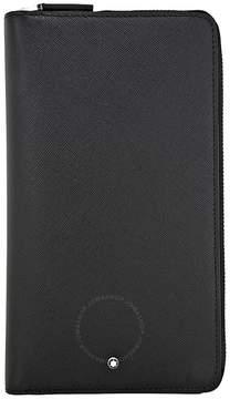 Montblanc Sartorial 16CC Travel Wallet- Black