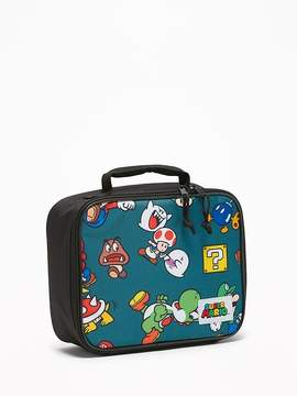 Old Navy Super Mario Lunch Bag for Kids