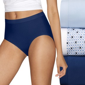 Hanes Ultimate 3-pack ComfortBlend Stretch X-Temp Briefs 40XT