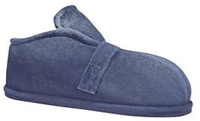 Muk Luks Hard Sole Unisex Edema Slipper Boots, Navy