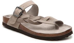 White Mountain Women's Crawford Flat Sandal