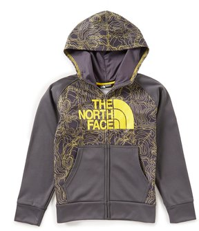 The North Face Little/Big Boys 5-20 Surgent Full-Zip Hoodie