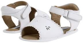 Elephantito Sandal W/ Scallop Girl's Shoes