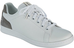 ED Ellen Degeneres ED by Ellen DeGeneres Chapalove Pure White Sneakers