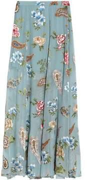 Alice + Olivia Alice+olivia Athena Fil Coupé Maxi Skirt