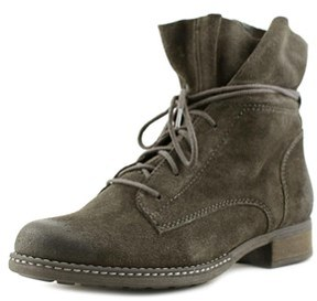 Gabor 92.785 W Round Toe Leather Ankle Boot.