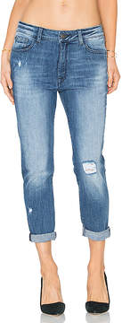 DL1961 x Jessica Alba No. 6 Slouchy Skinny.