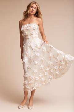 BHLDN Duchess Gown