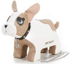 Betsey Johnson Roxy Dog Cross-Body Bag