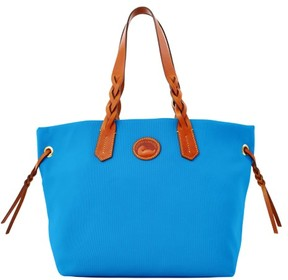 Dooney & Bourke Nylon Shopper Tote - FRENCH BLUE - STYLE