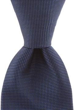 Daniel Cremieux Big & Tall Solid Shine Traditional Silk Tie