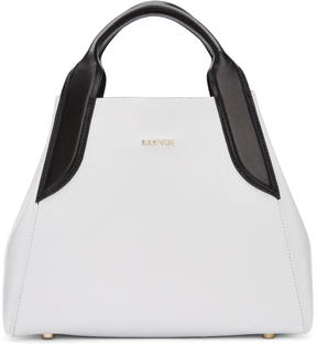 Lanvin White Mini Crossbody Bag