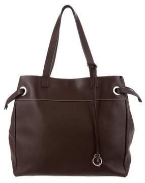 Loewe Grained Leather Bag