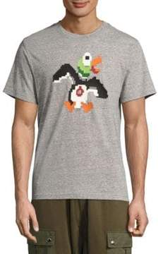 Mostly Heard Rarely Seen Graphic Cotton Tee