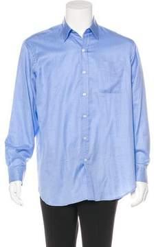 Ralph Lauren Purple Label Check Woven Shirt w/ Tags