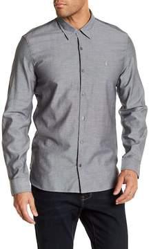 John Varvatos Solid Slim Fit Shirt