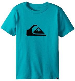 Quiksilver MW Logo Tee Boy's T Shirt