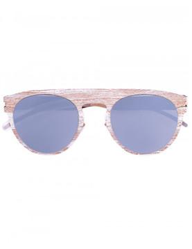 Mykita x Maison Margiela retro aviator sunglasses