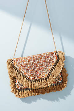 Anthropologie Augusta Clutch