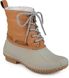 Journee Collection Girls Matilda Toddler & Youth Duck Boot