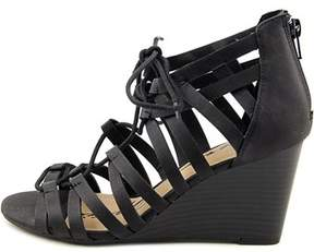 American Rag Kyle Lace-up Demi Wedge Sandals.