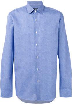 HUGO BOSS dot detail shirt