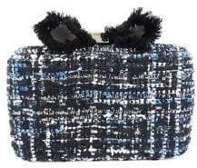 Sondra Roberts Evening Convertible Bow Clutch
