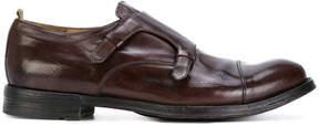 Officine Creative double monk strap shoes