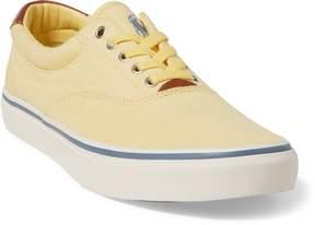 Ralph Lauren Thorton Mesh Low-Top Sneaker