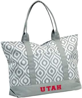 NCAA Logo Brand Utah Utes Ikat Tote