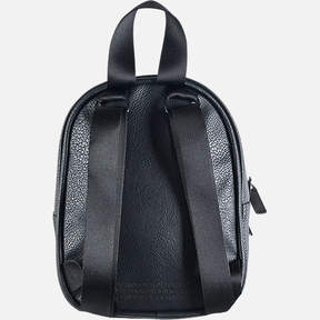adidas Womens Faux Leather Mini Backpack