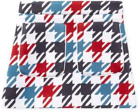 Marni Houndstooth Print Skirt