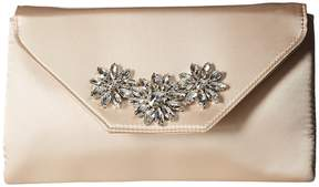 Jessica McClintock Riley Clutch Clutch Handbags
