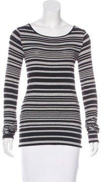 Calypso Striped Long Sleeve Top