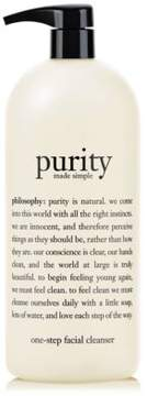 Philosophy Purity Made Simple One Step Facial Cleanser- 32 oz.