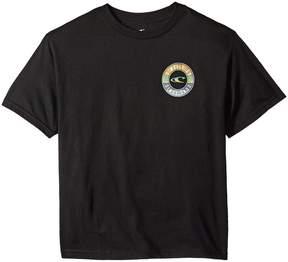 O'Neill Kids Supply Short Sleeve Tee Screens Imprint Boy's T Shirt