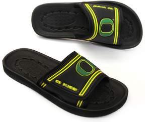 NCAA Oregon Ducks Slide Sandals - Youth
