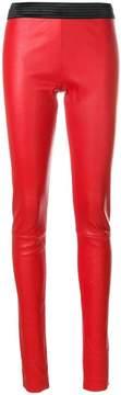Drome skinny high-waisted trousers