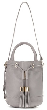 See by Chloe Vicki Large leather bucket bag