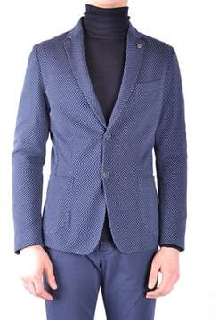 Massimo Rebecchi Men's Mcbi203020o Blue Cotton Blazer.
