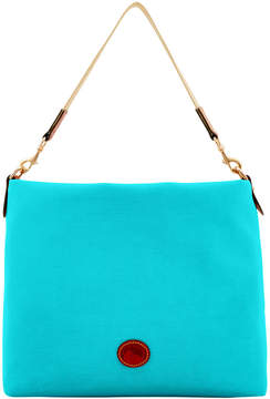 Dooney & Bourke Nylon Extra Large Courtney Sac - AQUA - STYLE