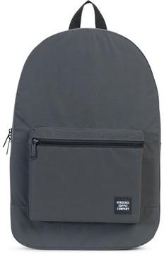 Herschel Men's Herschell Supply Co. Packable Reflective Backpack - Black