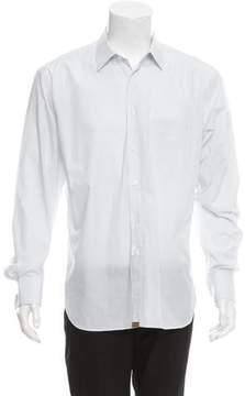 Billy Reid Polka-Dot Shirt