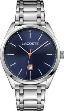 Lacoste 2010912 San Diego Men's Watch Silver 45mm Stainless Steel