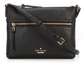 Kate Spade Jackson Street Gabriele Cross-Body Bag - BLACK - STYLE