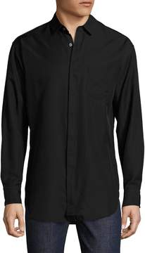 BLK DNM Men's 19 Cotton Dress Shirt